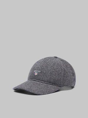 Kepsar - Gant Gant Melton Cap Dark Grey Melange