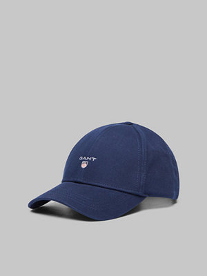 Kepsar - Gant Gant New Twill Cap Marine