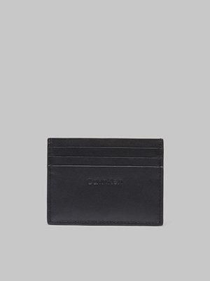 Plånböcker - Calvin Klein Smotth Emboss Cardholder 001 Black