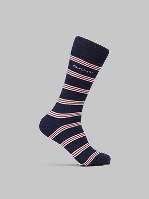 Strumpor - Gant Regimental Stripe Socks Marine