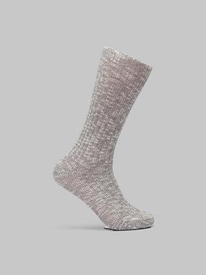 Strumpor - Birkenstock Cotton Slub Men Grey White
