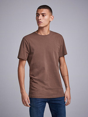 T-shirts - Bread & Boxers Crew Neck Tee Brown