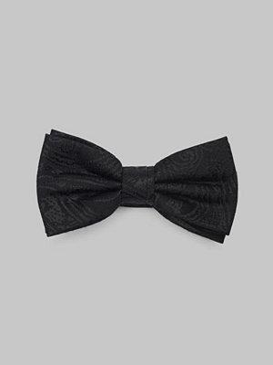 Amanda Christensen Pre Tie & Hankie Box Set Black