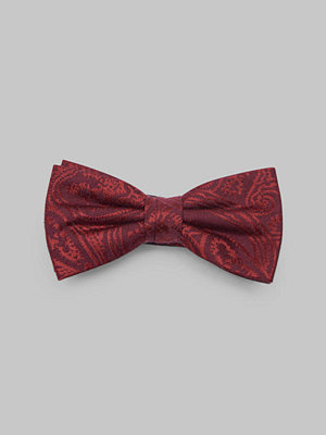 Flugor - Amanda Christensen Pre Tie & Hankie Box Set Dark Red
