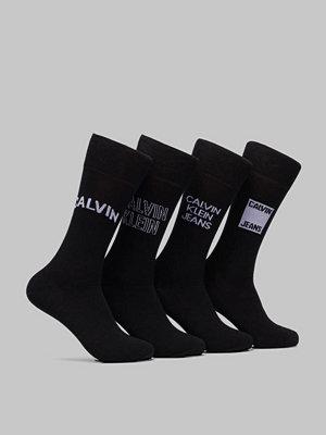 Calvin Klein Underwear Elroy Jeans Logo 4-pack 00 Black