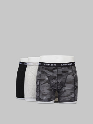 Björn Borg BB Shadeline Sammy Shorts 90651 Black Beauty