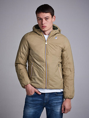 K-Way Jacques Thermo Plus Double 997 Beige Green