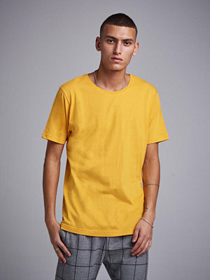 T-shirts - William Baxter Baxter Tee Burned yellow