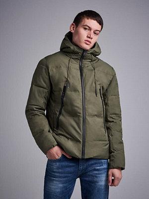 Gabba Marley jacket Army