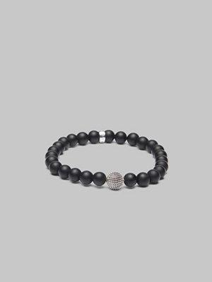 Smycken - Thomas Sabo A1354 Black Bracelet
