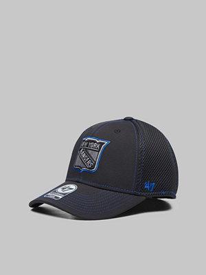 Kepsar - 47 Brand Contender NHL NY Rangers Black