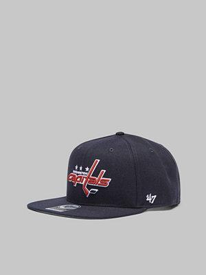 Kepsar - 47 Brand Captain NHL Washington Capitals Black