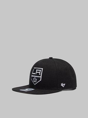 Kepsar - 47 Brand Captain NHL LA Kings Black