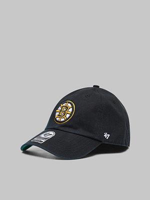 Kepsar - 47 Brand NHL Boston Bruins Black
