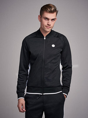 Street & luvtröjor - Björn Borg Signature 72 Track Jacket 90651 Black Beauty