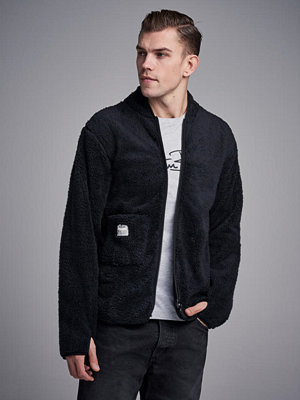 Street & luvtröjor - Resteröds Original Fleece Black