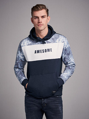 Street & luvtröjor - Speechless Awesome Sweater Navy