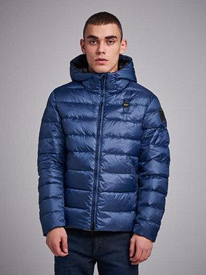 Blauer Light Weight Down Jacket 872 Blue