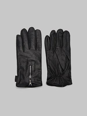 Handskar & vantar - Laedr Kim Black