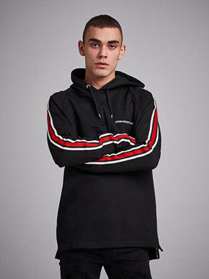 Street & luvtröjor - Just Junkies Quinten Hoodie Black