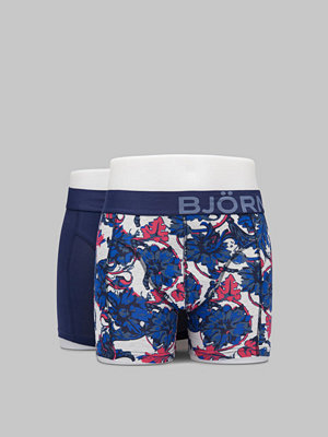 Björn Borg BB French Flower Sammy Shorts 90741 Light Grey Melange