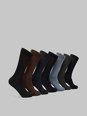 Topeco 7-pack Bamboo Socks Mix