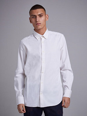 Skjortor - Studio Total Tobias Twill Shirt White