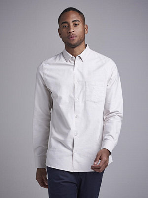 Skjortor - Filippa K Tim Oxford Shirt 8132 Offwhite