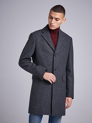 Morris Wesley Coat 95 Dark Grey