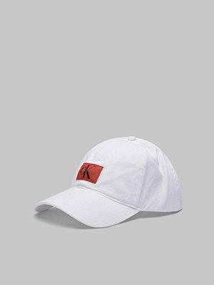 Calvin Klein Monogram Cap 102 Bright White