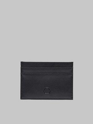 Plånböcker - Steele & Borough Mr Cards Black