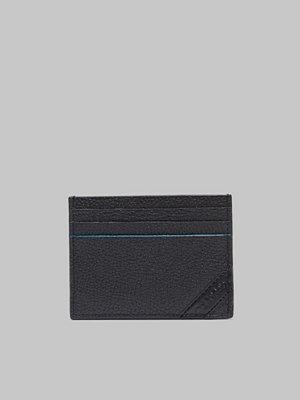 Plånböcker - Calvin Klein Pebble Cardholder 001 Black