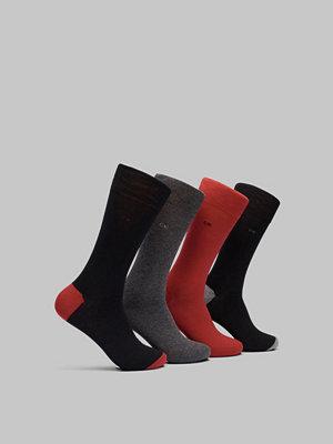 Calvin Klein Underwear Freddie 4-pack G89 Black/ Red mix