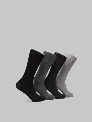 Calvin Klein Underwear Freddie 4-pack 96 Black Mix