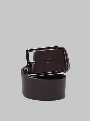 Calvin Klein New Essential Belt 201 Turkish Coffee