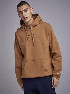 Street & luvtröjor - Champion Hooded Sweatshirt Tobacco Brown
