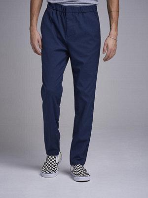 Byxor - Mouli Mouflon trousers Blue Navy