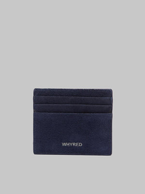 Whyred East Suede Navy