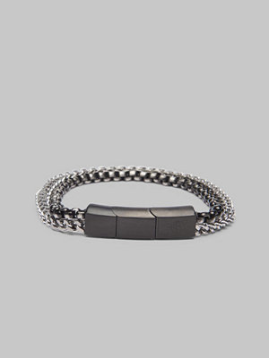 by Billgren Bracelet 8184 Stainless Steel