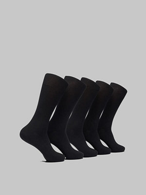 Resteröds 5-pack BF Socks Black