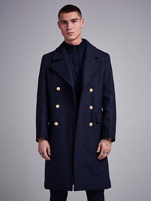 Morris Somerville Coat 60 Navy