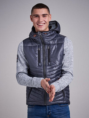 Superdry Storm Hybride Light Grey