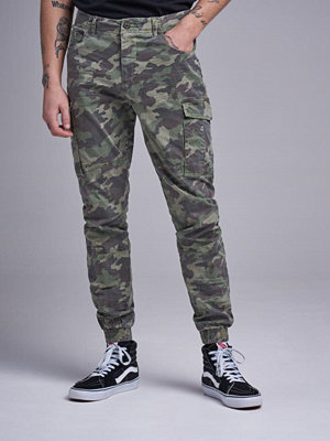 Byxor - William Baxter Lodge Trousers Camo