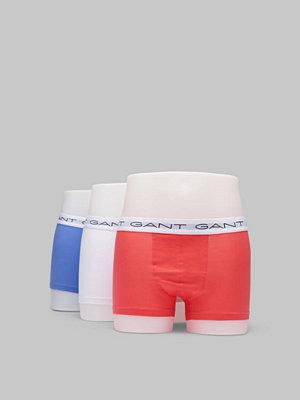 Gant 3-pack Solid Trunks 110 White