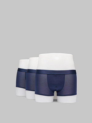 CDLP 3-pack Boxer Trunk Navy Blue