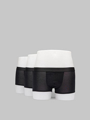 CDLP 3-pack Boxer Trunk Black