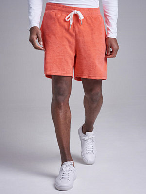 Shorts & kortbyxor - Avenue Tropicale Terry Shorts Coral