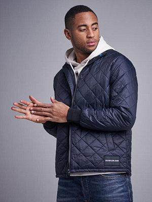 Calvin Klein Jeans Quilted Jacket 099 Black