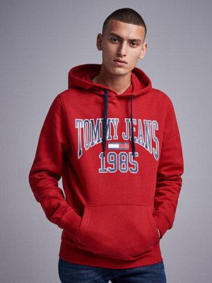 Street & luvtröjor - Tommy Jeans Essential Graphic Hoodie B Samba