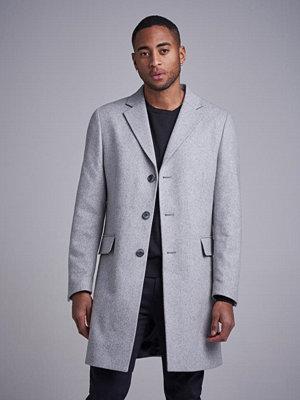 Studio Total Lambton Wool Coat Lt Grey